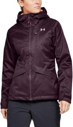 Under Armour ColdGear Infrared Sienna Hooded 3-In-1 Jacket - Women's