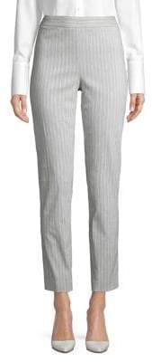 Donna Karan Pinstripe Pants