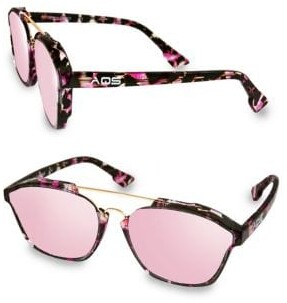 SCOUT 55MM Square Sunglasses
