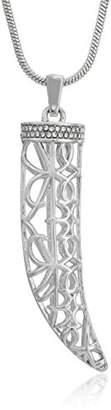 Vera Bradley Signature Horn Pendant Necklace in