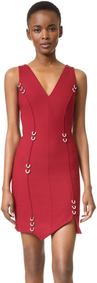 Mugler Sleeveless Dress $2,375 thestylecure.com