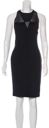 Versace Shift Sleeveless Dress