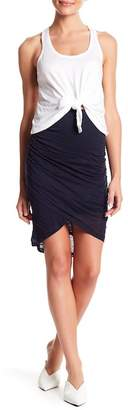 KENDALL + KYLIE Kendall & Kylie Side Ruched Skirt
