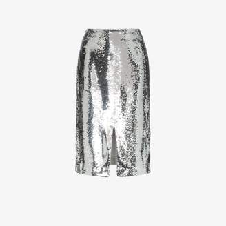 51371a2cd Sequin Pencil Skirt - ShopStyle UK