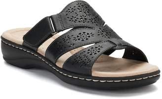Croft & Barrow Poppins Women's Sandals
