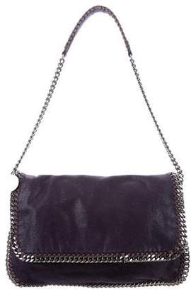 Stella McCartney Shaggy Deer Falabella Shoulder Bag