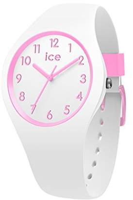 Ice Watch Ice-Watch - ICE ola kids Candy white - Girl's wristwatch with silicon strap - 014426 (Small)