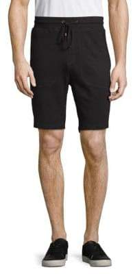 Saks Fifth Avenue Stretch Cotton Drawstring Shorts