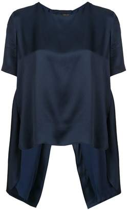 ADAM by Adam Lippes short-sleeve shift blouse