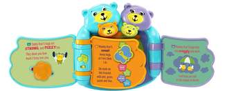 Leapfrog Hugsand Learn Bears Book
