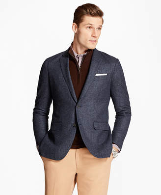 Brooks Brothers Milano Fit Donegal Sport Coat