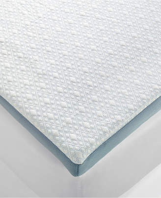 "Sensorgel Closeout! SensorGel 3"" Advanced iCOOL Gel Memory Foam Queen Topper"