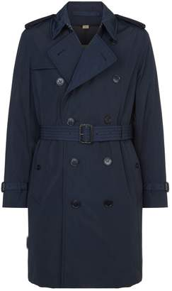 Burberry Kensington Quilt-Lined Trench Coat