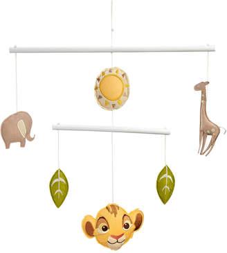 Disney Lion King Go Wild Ceiling Mobile Bedding