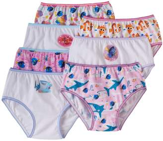 Disney Pixar Finding Dory Girls 4-8 7-pk. Bikini Panties