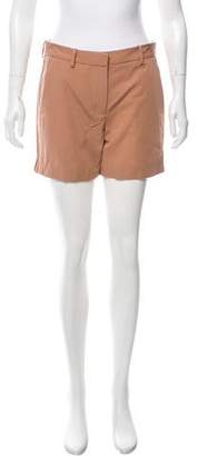 Reed Krakoff Mid-Rise Mini Shorts