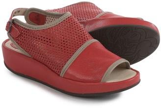 Fly London Brem Platform Sandals - Leather (For Women) $69.99 thestylecure.com