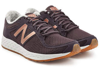 New Balance Sneakers with Suede