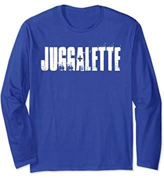 Juggalette long sleeve shirt