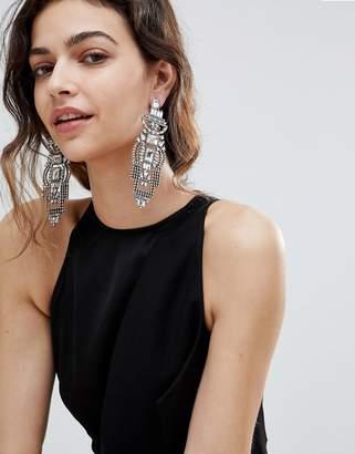 Aldo Embellished Drop Earrings