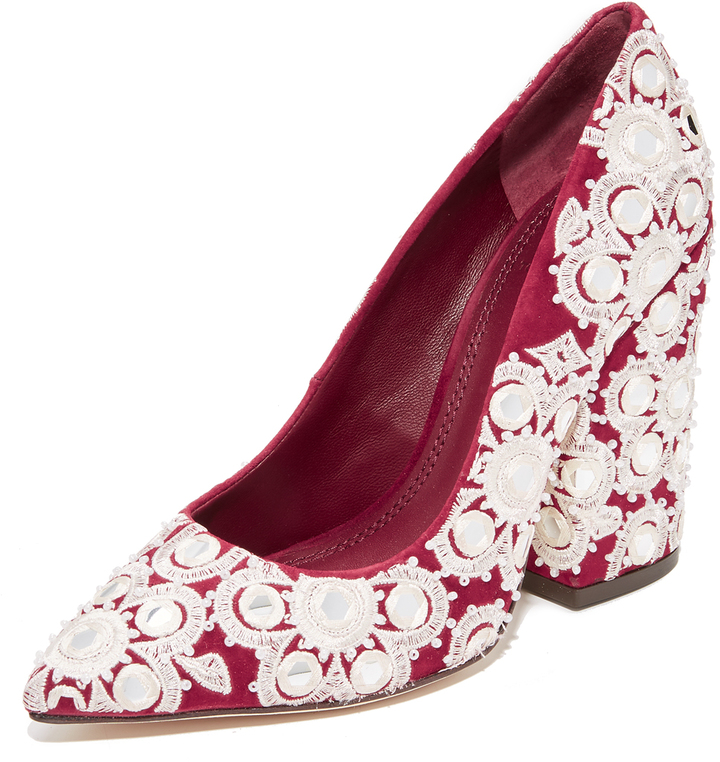 Tory Burch Francesca 110mm Pumps