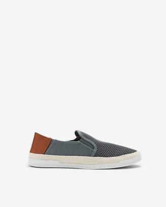 Express Steve Madden Surfari Slip-On Sneaker