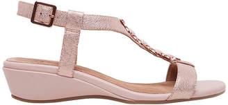 Cardin Pink Metallic Sandal