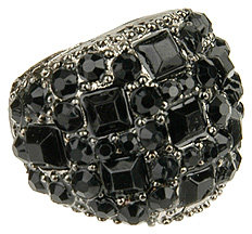Studded Medieval Ring