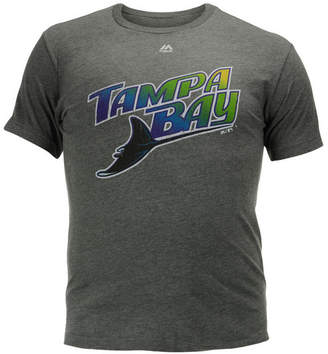 Majestic Men's Tampa Bay Rays Cooperstown T-Shirt