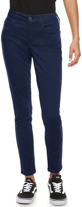 So Juniors' SO Color Low Rise Twill Jeggings