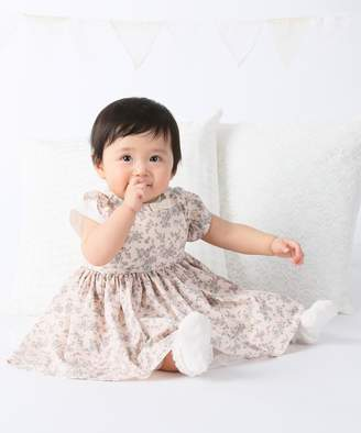 Kumikyoku (組曲) - 組曲 KIDS 【BABY雑貨】フルールエプロン(C)FDB