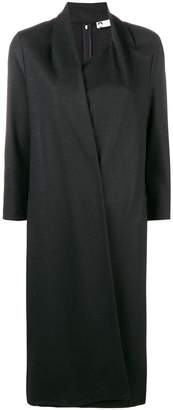 Lanvin 3/4 sleeve shift dress