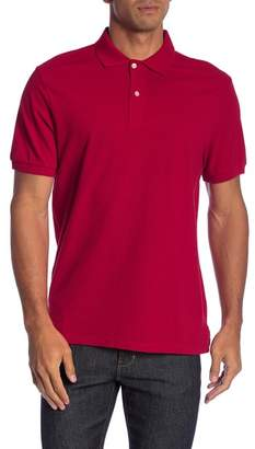 Joe Fresh Solid Pique Polo