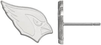 Women's Arizona Cardinals Sterling Silver Post Earrings