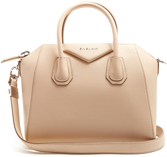 GIVENCHY Antigona small leather tote $2,280 thestylecure.com