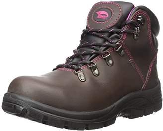 Avenger Safety Footwear Women's Avenger 7125 Women's Waterproof Safety Toe EH SR Hiker Industrial & Construction Shoe
