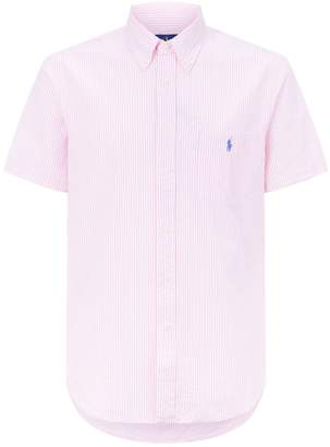 Polo Ralph Lauren Striped Seersucker Shirt
