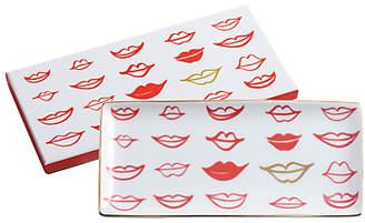 Rosanna All You Need Is Love Lip Trinket Tray
