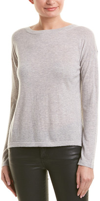 Vince Cinched Cashmere Pullover