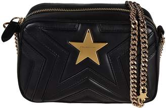 Stella McCartney Star Patch Shoulder Bag