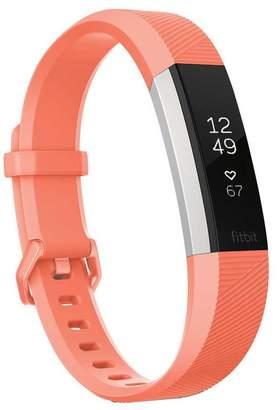 Fitbit Alta HR Activity Tracker L Coral