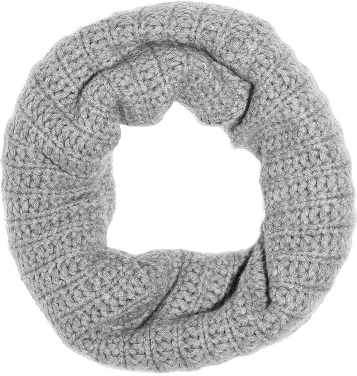 Duffy Wool and cashmere-blend snood