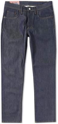 Acne Studios River Slim Tapered Fit Jean