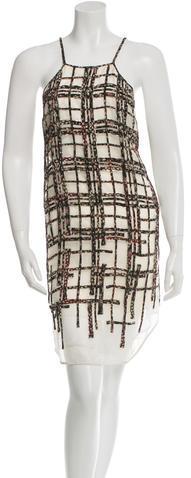 3.1 Phillip Lim3.1 Phillip Lim Beaded Silk Dress