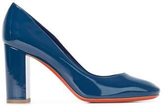 Baldinini chunky heel pumps