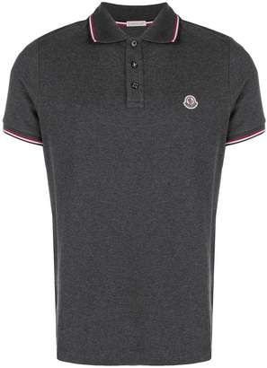 Moncler basic polo shirt