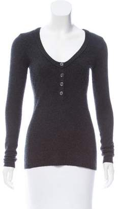 Inhabit Cashmere Long Sleeve Top