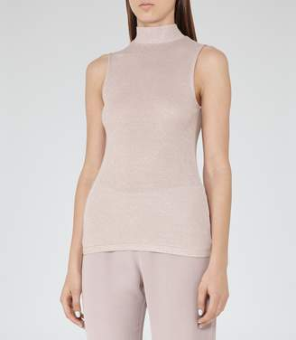 Reiss AMIE Soft Pink/Silver