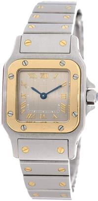 Cartier Santos Galbee Watch - Vintage
