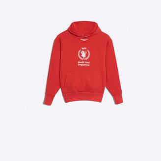 Balenciaga supports World Food Programme hoodie